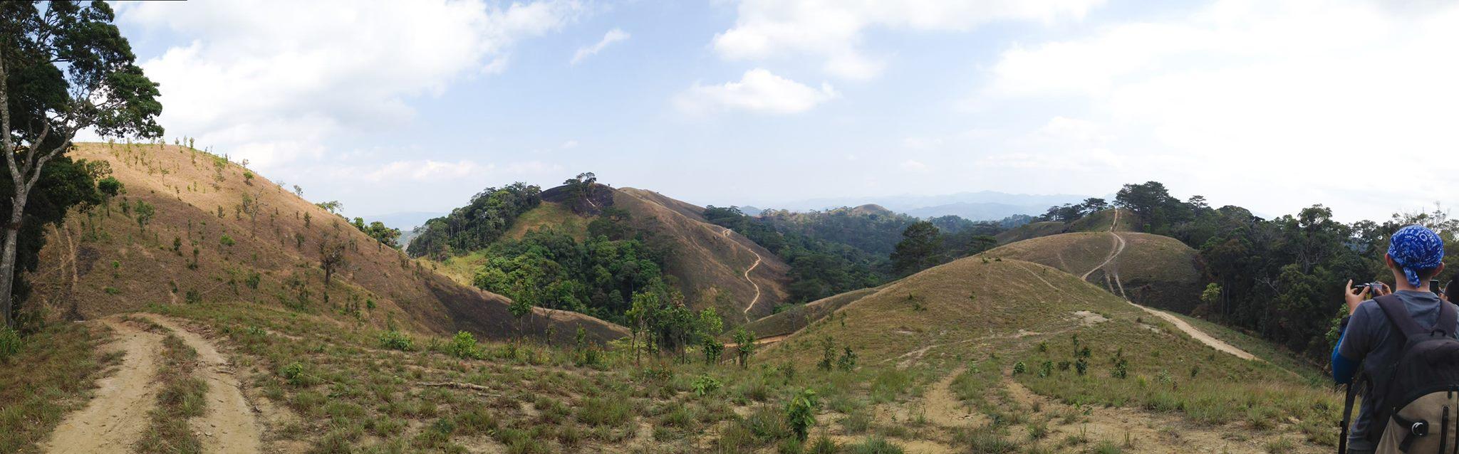Cung đường trekking đẹp nhất Việt Nam Tà Năng Phan Dũng Mùa cỏ cháy 16