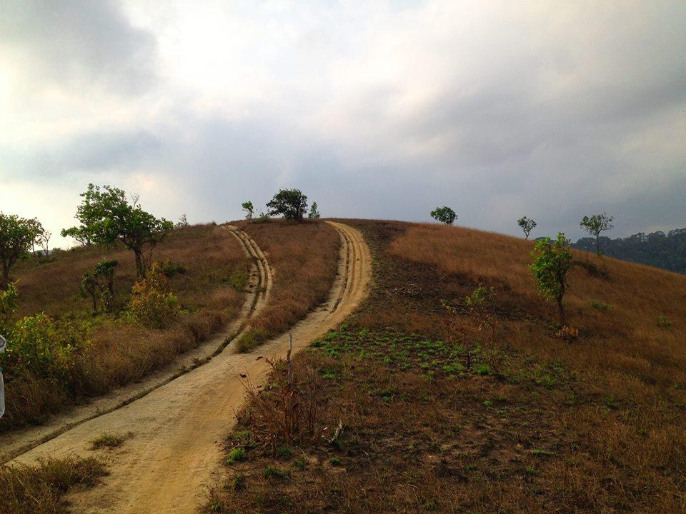 Cung đường trekking đẹp nhất Việt Nam Tà Năng Phan Dũng Mùa cỏ cháy 22