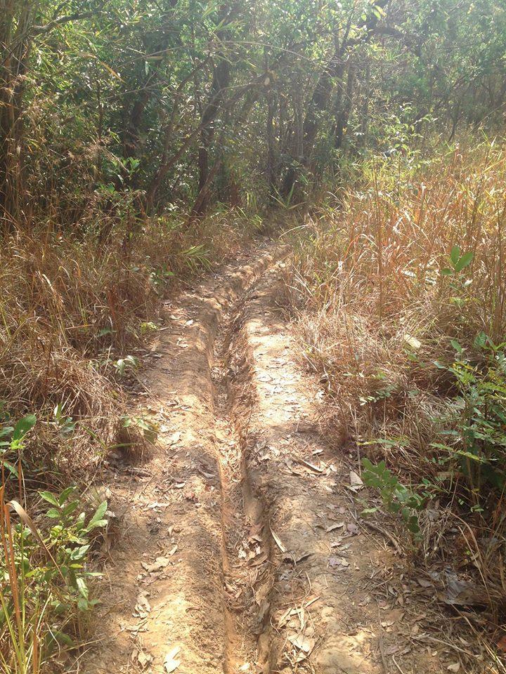 Cung đường trekking đẹp nhất Việt Nam Tà Năng Phan Dũng Mùa cỏ cháy 30