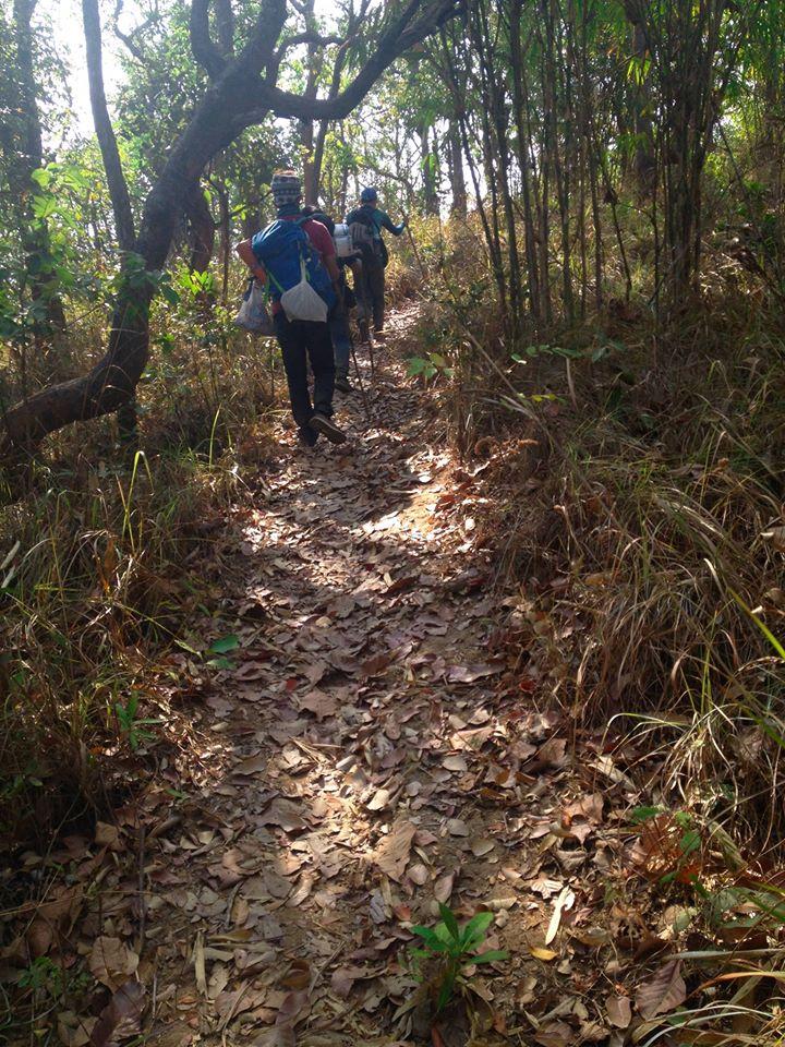Cung đường trekking đẹp nhất Việt Nam Tà Năng Phan Dũng Mùa cỏ cháy 31