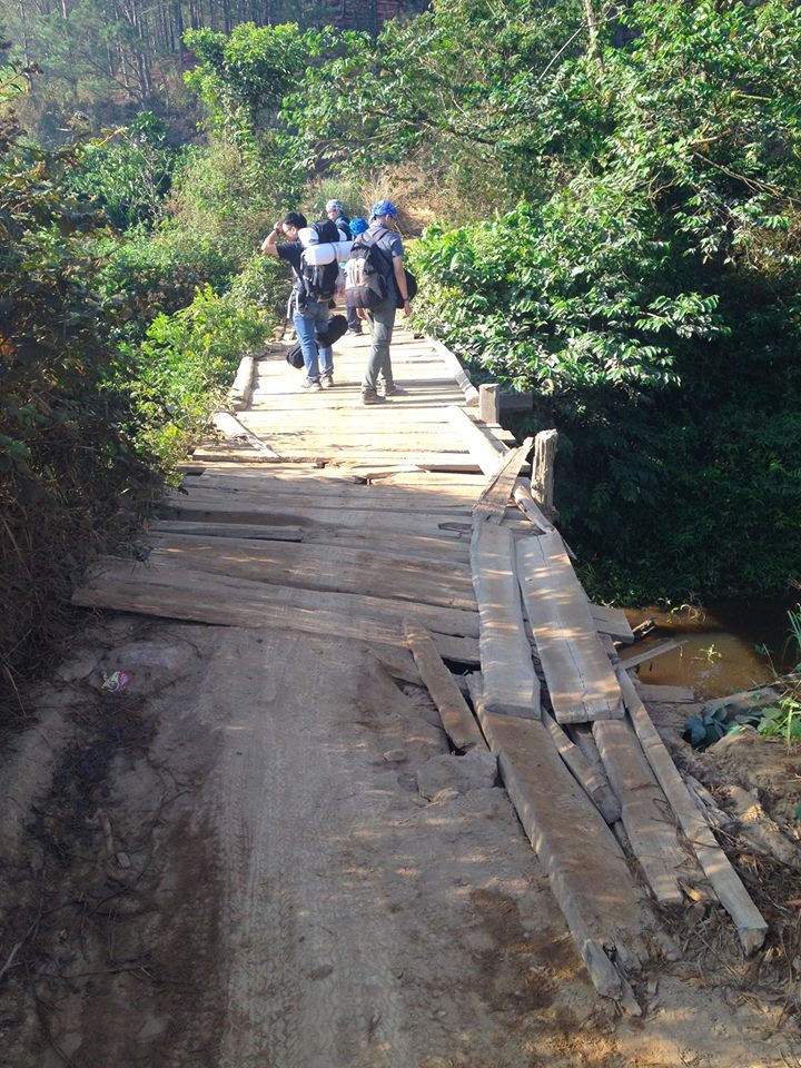 Cung đường trekking đẹp nhất Việt Nam Tà Năng Phan Dũng Mùa cỏ cháy 4