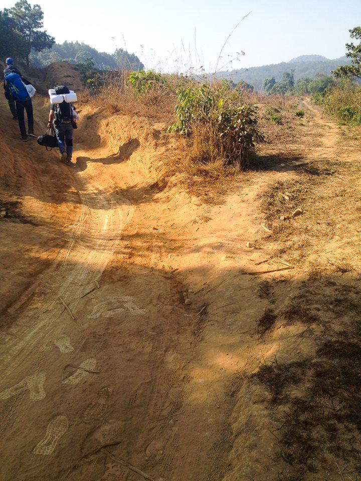 Cung đường trekking đẹp nhất Việt Nam Tà Năng Phan Dũng Mùa cỏ cháy 7