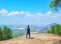 Khám phá và leo núi Dinh - Đinỉh la bàn