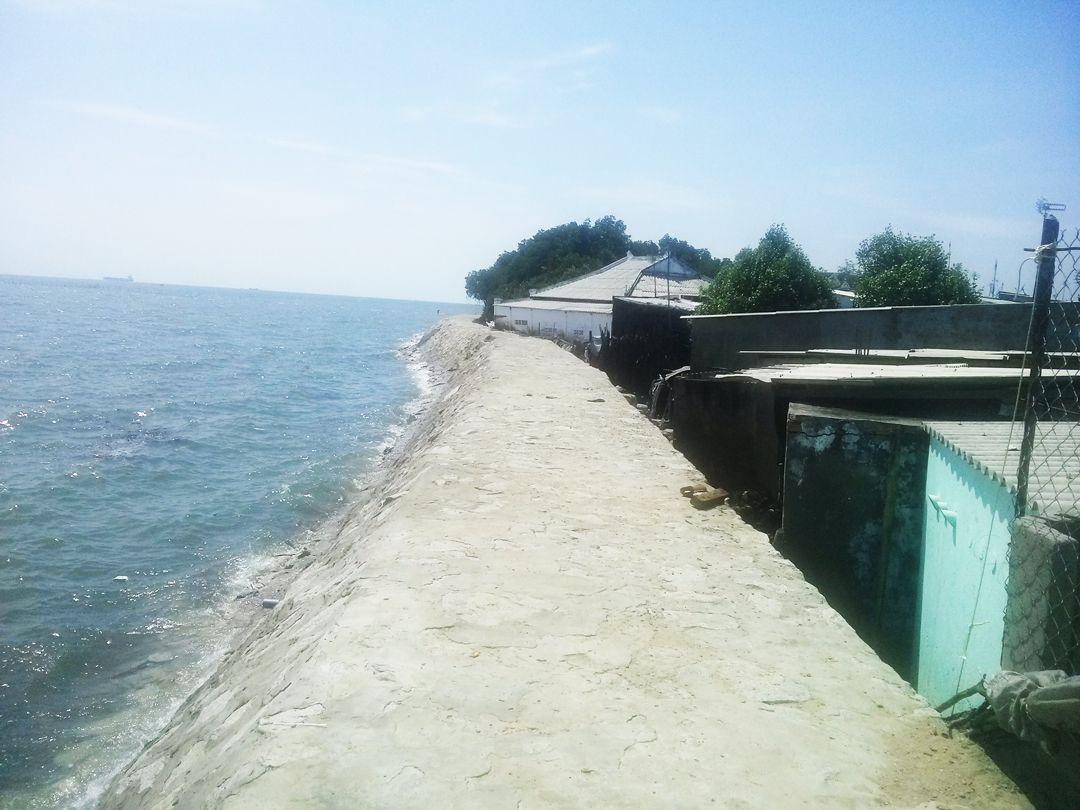 Đảo Thạnh An vẫn còn rất hoang sơ và vắng vẻ