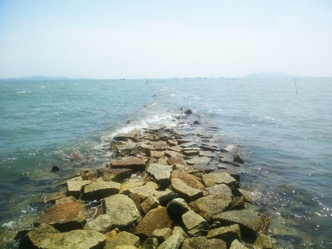Đảo Thạnh An thanh bình