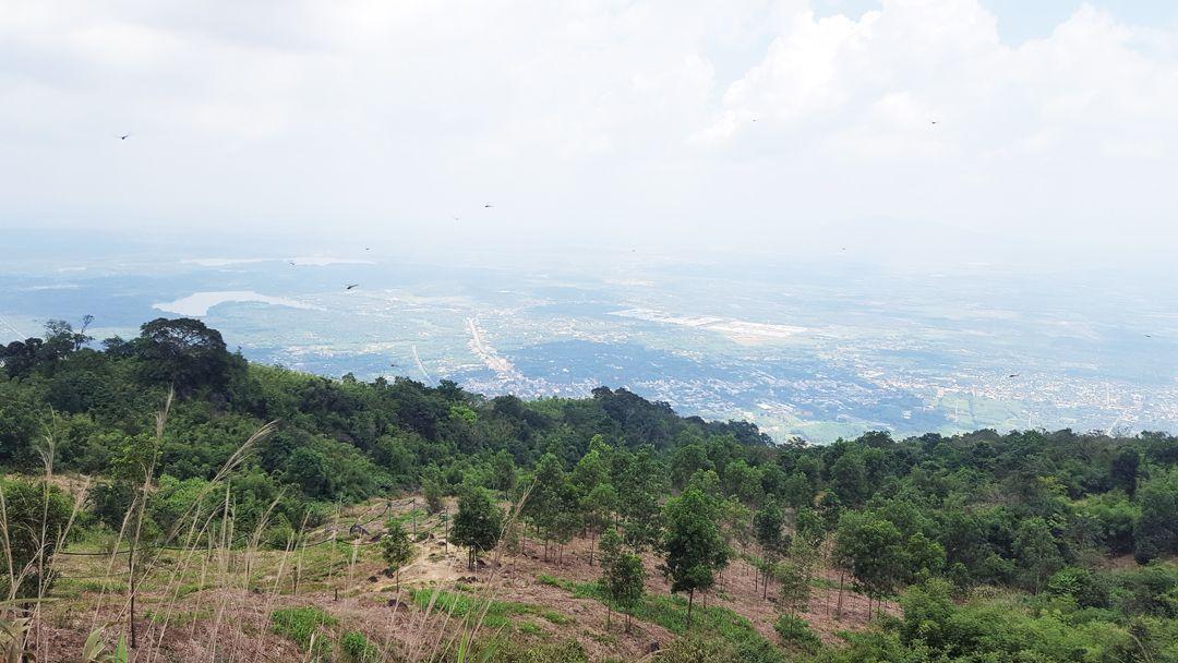 Hướng dẫn leo núi Chứa Chan dễ nhất đi đường ngắn nhất hình 18