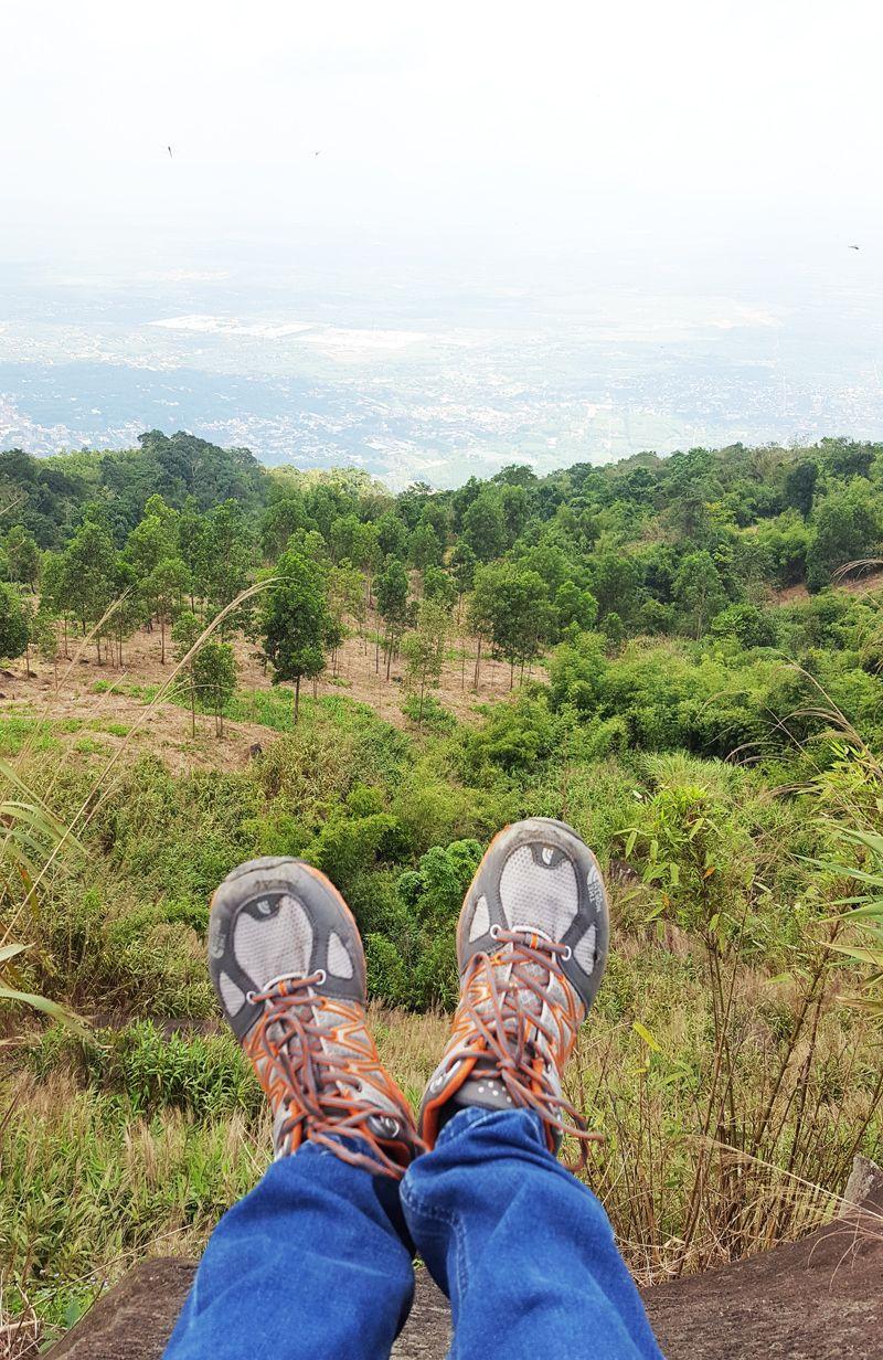 Hướng dẫn leo núi Chứa Chan dễ nhất đi đường ngắn nhất hình 19