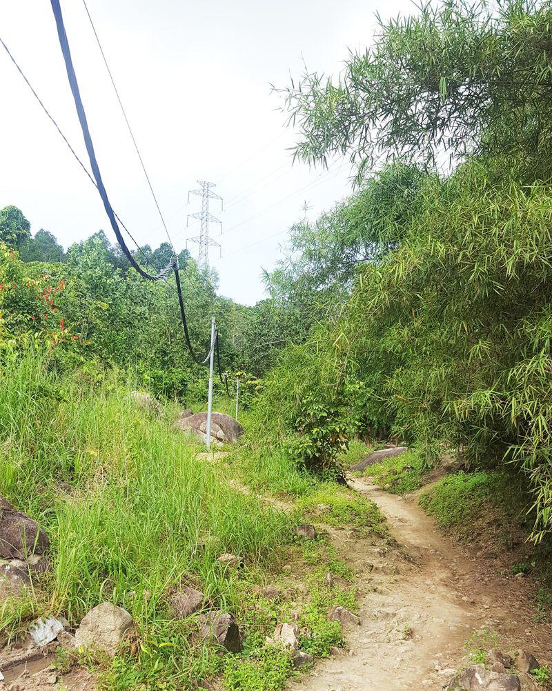 Hướng dẫn leo núi Chứa Chan dễ nhất đi đường ngắn nhất hình 4