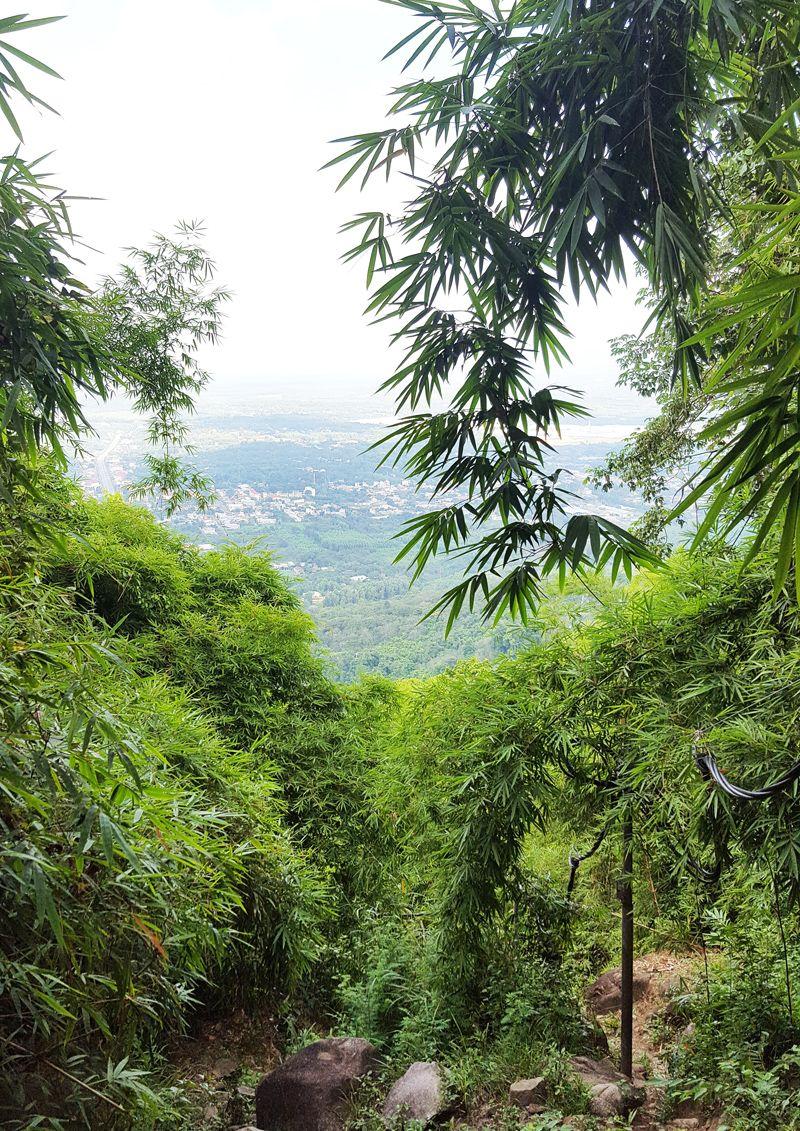 Hướng dẫn leo núi Chứa Chan dễ nhất đi đường ngắn nhất hình 9a