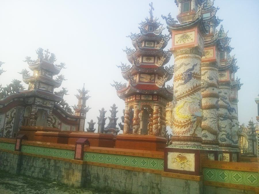 Thành phố ma An Bằng - Ngôi mộ hoành tráng 2