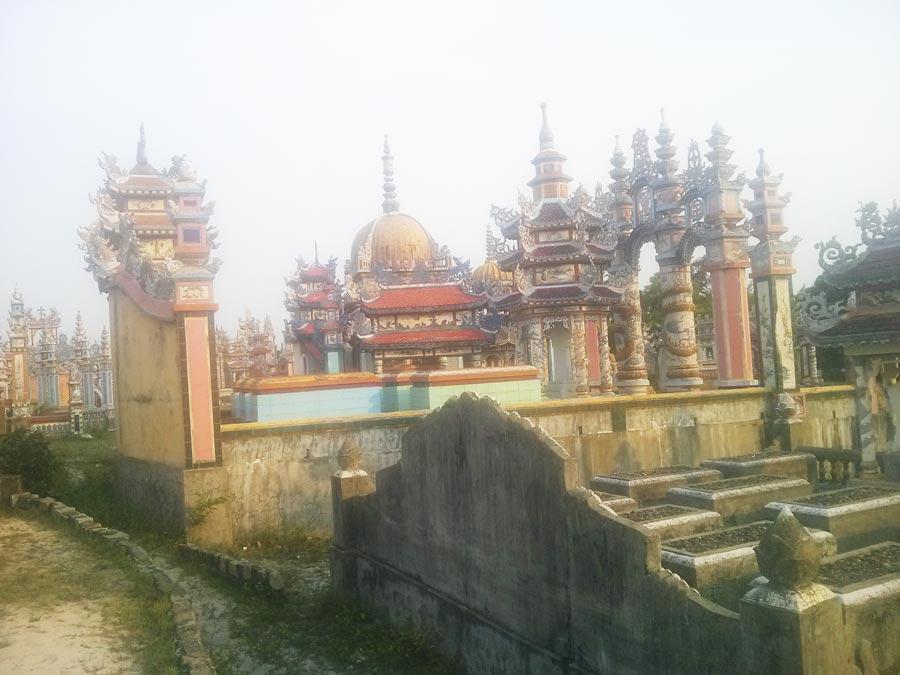 Thành phố ma An Bằng - Ngôi mộ hoành tráng 3
