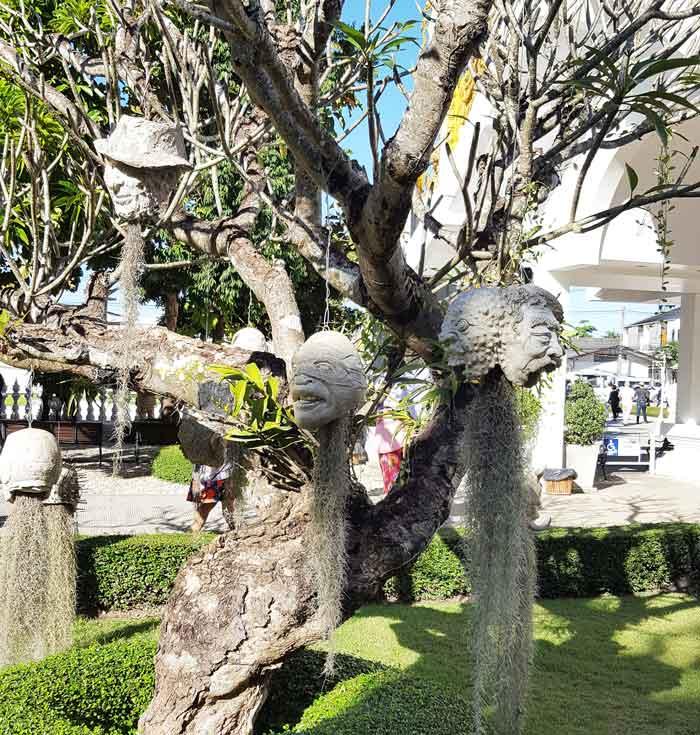 Kinh nghiệm du lịch bụi Thái Lan 15 - Đền Trắng White Temple