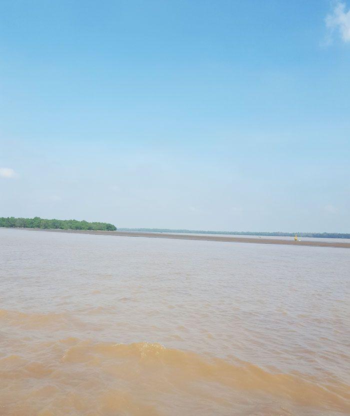 Khám phá 9 cửa sông của hệ thống sông Cửu Long 10 - dải đất giữa Cửa Đại