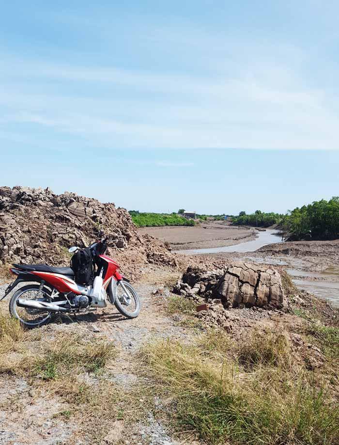 Khám phá 9 cửa sông của hệ thống sông Cửu Long 13 - Cuối đường