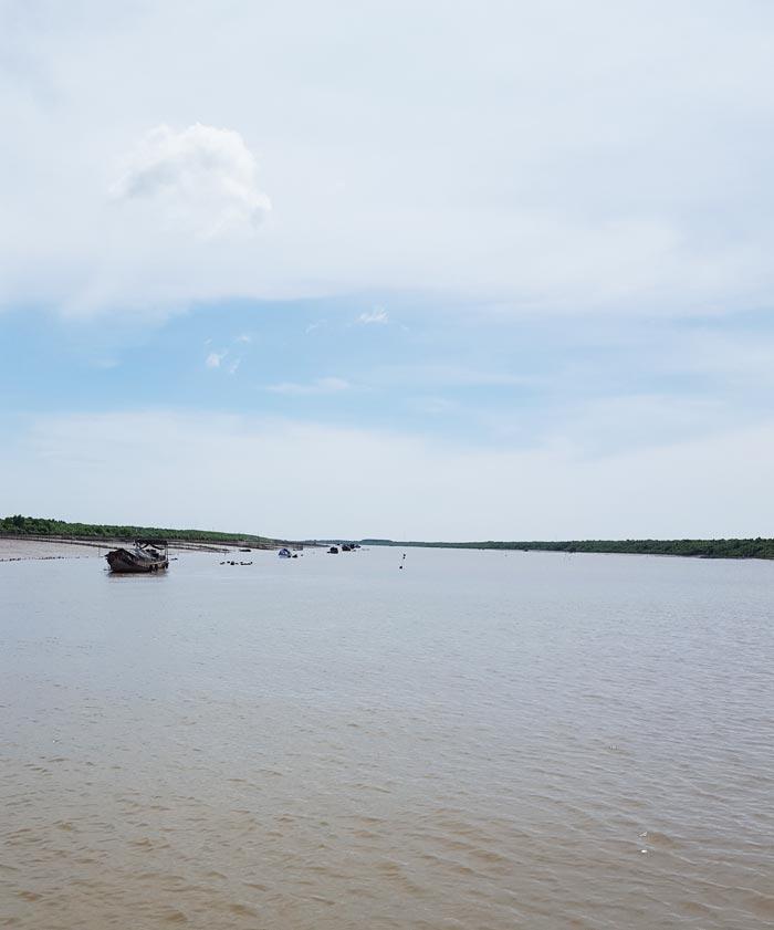 Khám phá 9 cửa sông của hệ thống sông Cửu Long 19 - Cửa Ba Lai