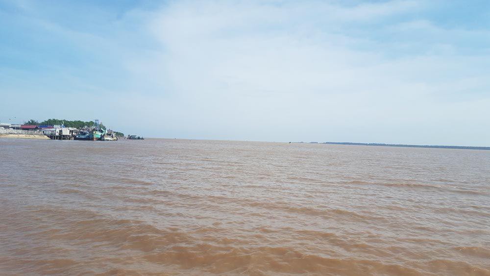 Khám phá 9 cửa sông của hệ thống sông Cửu Long 26 - Cửa Hàm Luông