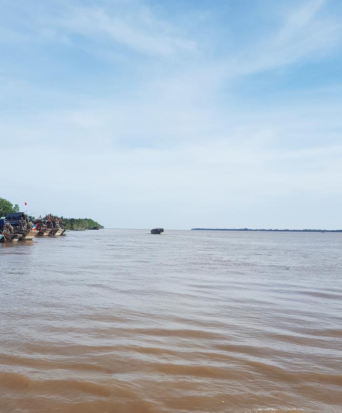 Khám phá 9 cửa sông của hệ thống sông Cửu Long 28 - Cửa Cổ Chiên