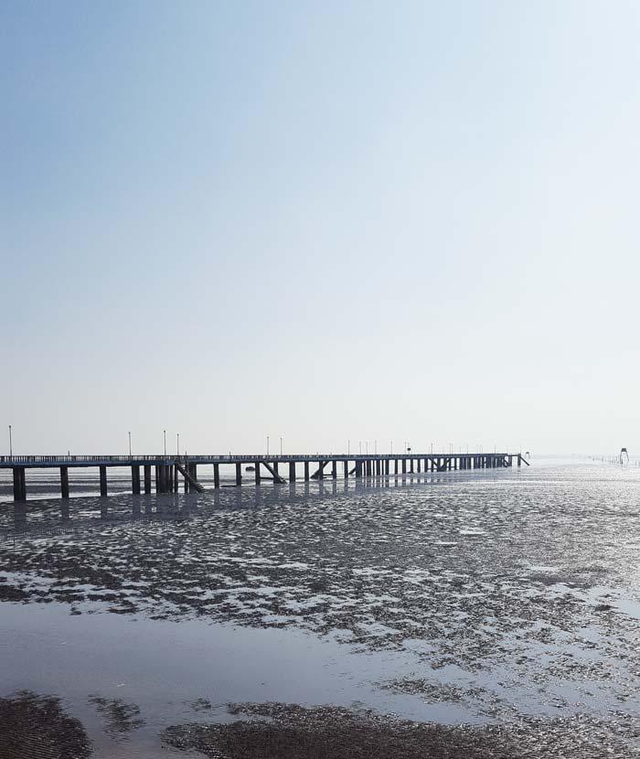 Khám phá 9 cửa sông của hệ thống sông Cửu Long 3 - Cầu cảng biển Tân Thành
