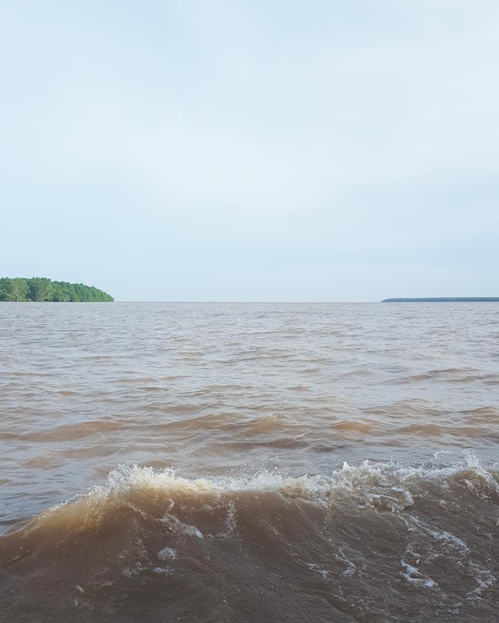 Khám phá 9 cửa sông của hệ thống sông Cửu Long 33 - Cửa Cung Hầu