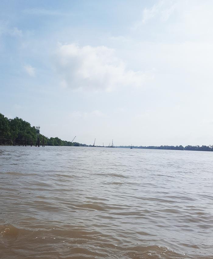 Khám phá 9 cửa sông của hệ thống sông Cửu Long 40 - Cửa Định An