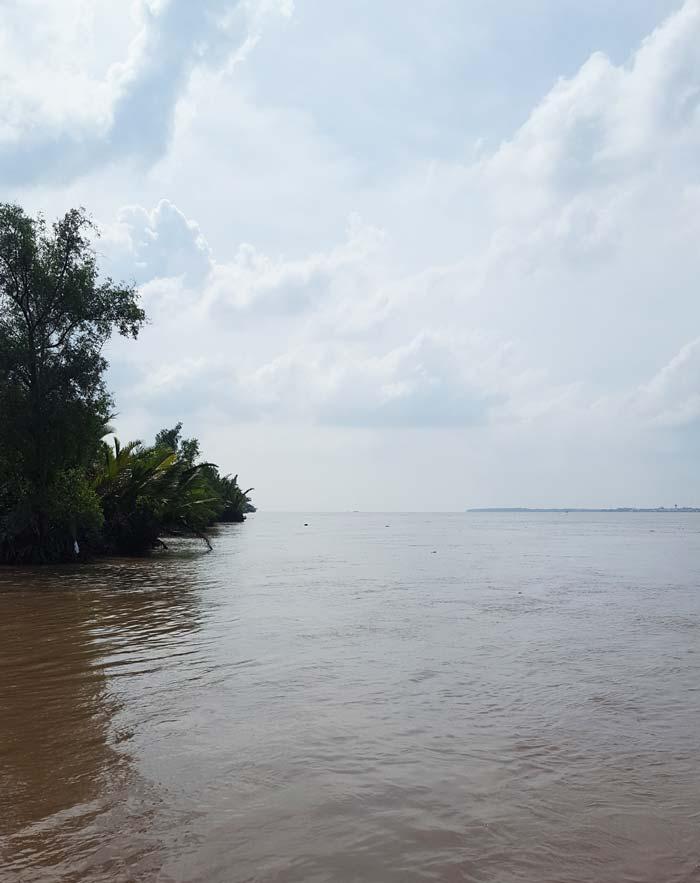 Khám phá 9 cửa sông của hệ thống sông Cửu Long 45 - Cửa Trần Đề