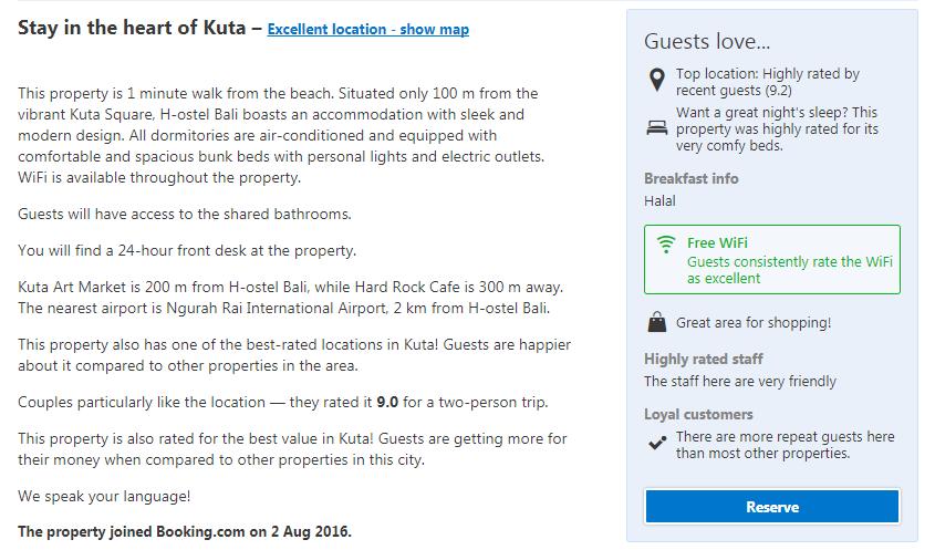 Phòng Dorm là gì - Hostel details and location