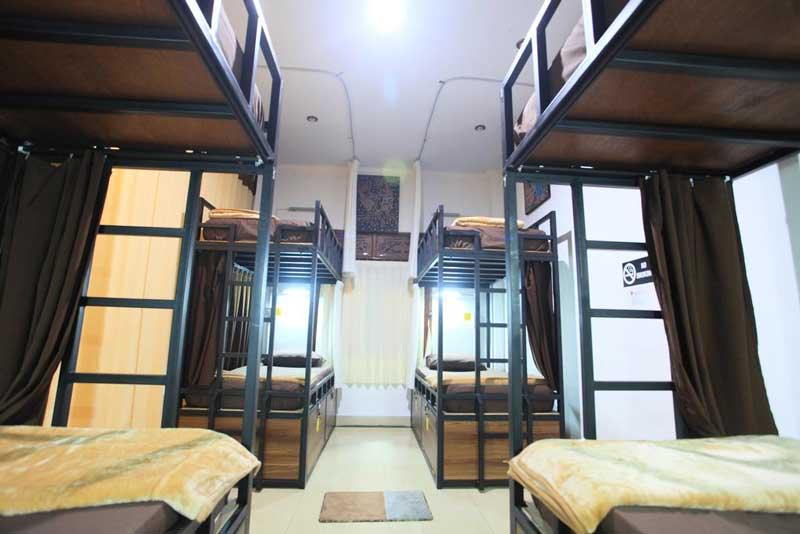 Phòng Dorm là gì Và những kinh nghiệm ngủ phòng Dorm dành cho dân du lịch bụi 3