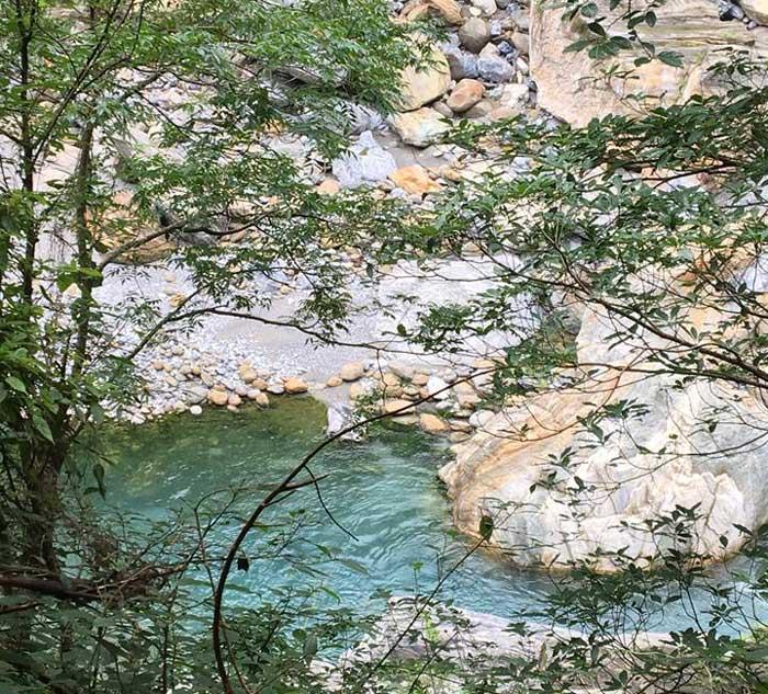Chia sẻ kinh nghiệm du lịch bụi Đài Loan 6 - Taroko