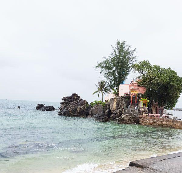 Chia sẻ kinh nghiệm du lịch bụi Phú Quốc - Dinh Cậu