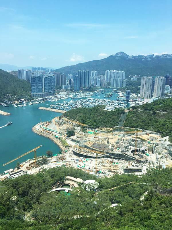 Chia sẻ kinh nghiệm du lịch bụi Hồng Kông - Toàn-cảnh-HK