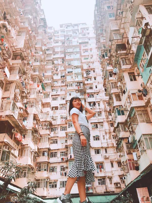 Chia sẻ kinh nghiệm du lịch bụi Hồng Kông - Yick-Fat-Building