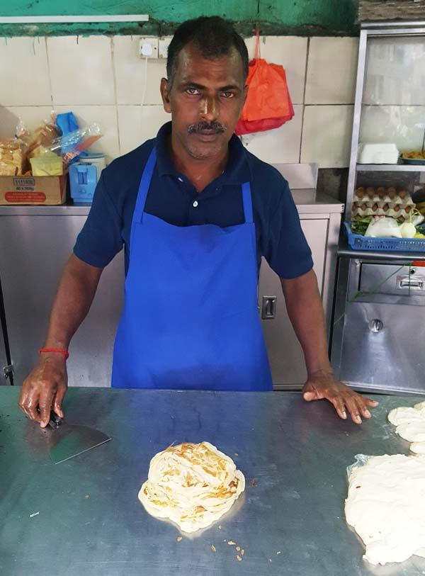 Chia sẻ kinh nghiệm du lịch bụi Malaysia - Bánh bột gạo