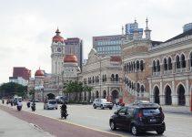 Chia sẻ kinh nghiệm du lịch bụi Malaysia - Tòa nhà Sultan Abdul Samad