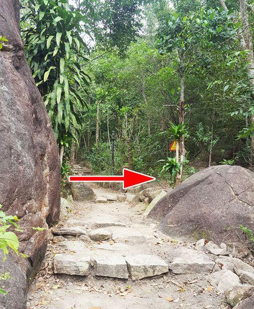 Chia sẻ kinh nghiệm leo núi Thị Vải - Đường lên cổng trời sau chùa