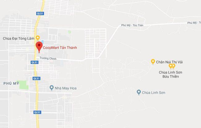 Chia sẻ kinh nghiệm leo núi Thị Vải 2 - Đường Trường Chinh chạy vào 4km