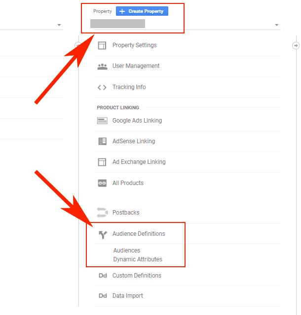Hướng dẫn Cài đặt Google Dynamic Remarketing 12 - New attribute trong GA