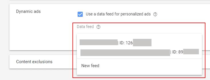 Hướng dẫn Cài đặt Google Dynamic Remarketing 23 - Data feed