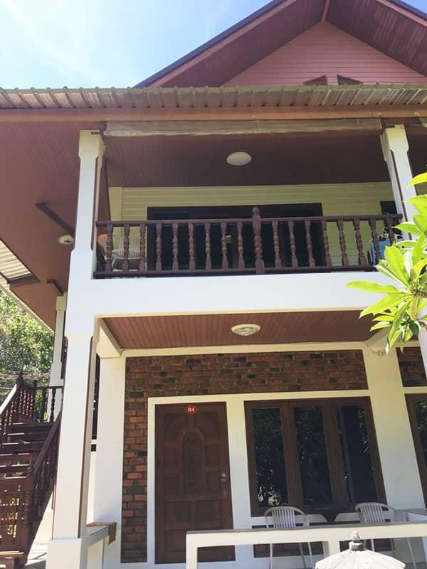 Resort in Ban Ao Nang Krabi Thailand