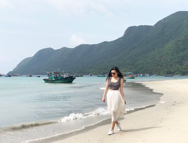 Bãi biển An Hải