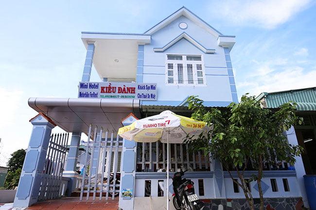 Nhà nghỉ Kiều Đành
